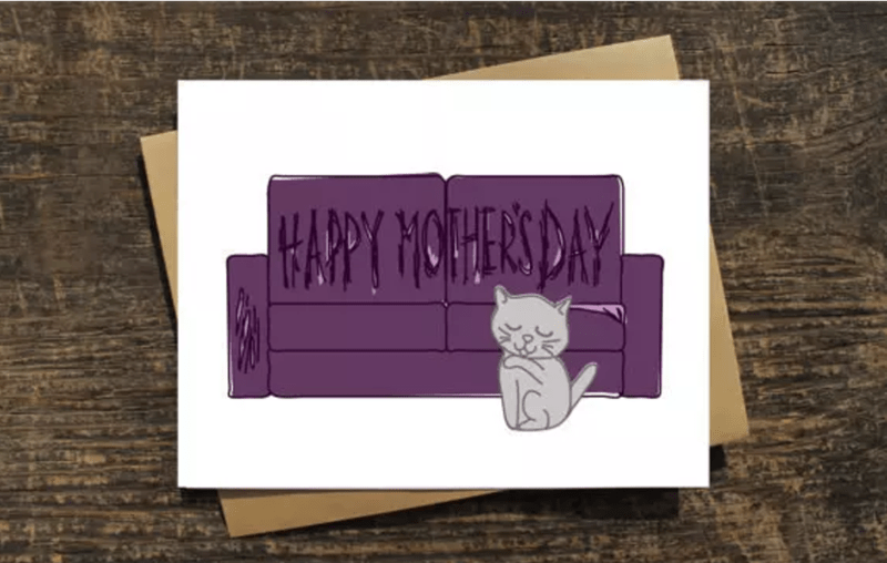 Purple - HARPY HOHERS DAY