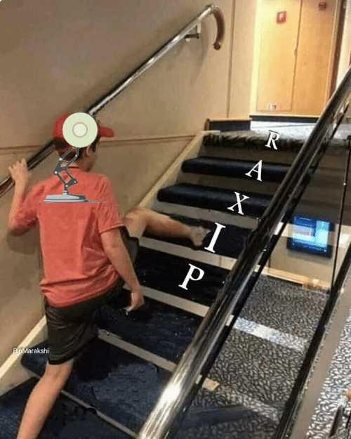 "Funny ""Skipping Steps"" meme about Pixar"