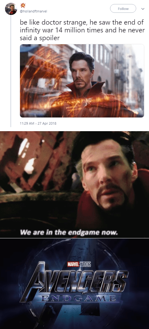 dank memes-we are in the endgame now