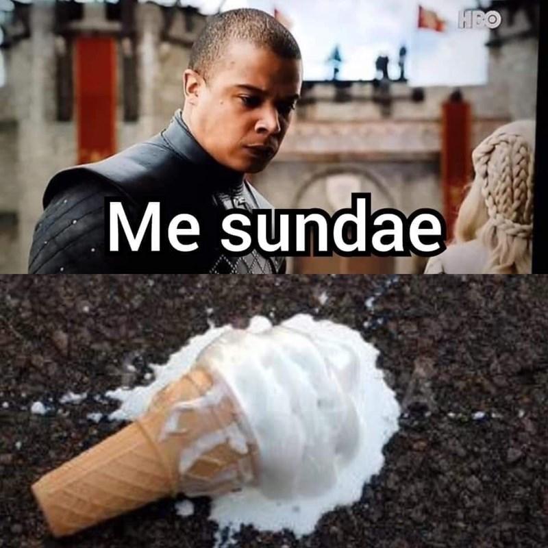 Ice cream cone - HRO Me sundae SU