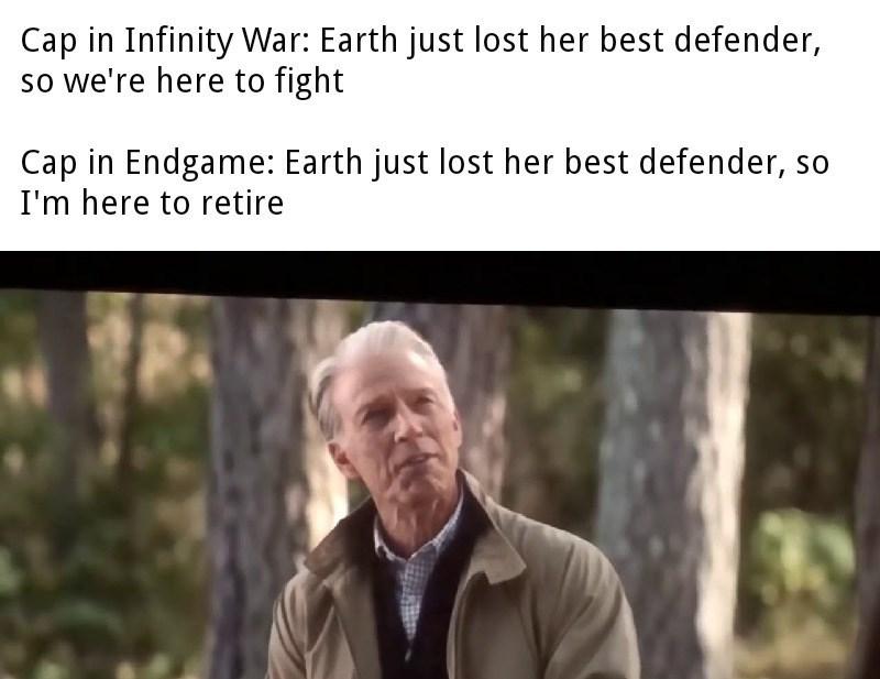 Avengers Endgame Meme: