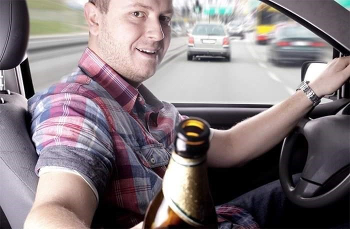 weird stock photo - Driving