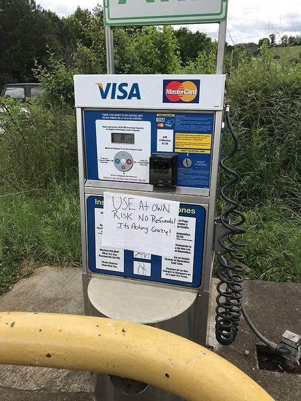 Gas - MasterCard VISA DENO NOrase co VISA a 4Min Ins At aWN ones RISK NO Refds Its Atng Cary! wedas P a de r a unSaidn P