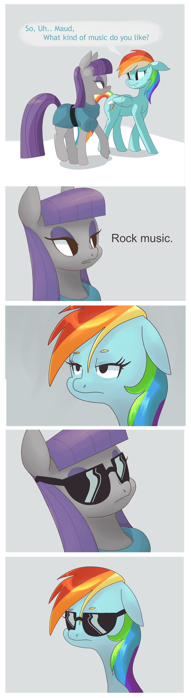 twitchy kismet Deal With It puns Memes maud pie rainbow dash - 9304637696