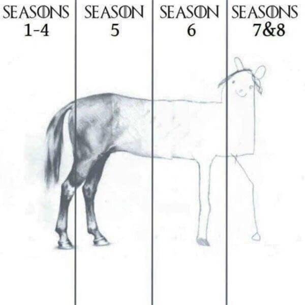 Line art - SEASONS SEASON SEASON |SEASONS 6 7&8 1-4
