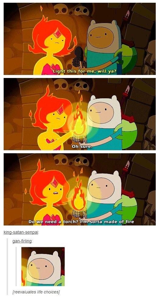 'Adventure Time' meme - Tumblr