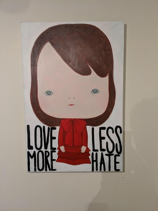 Red - LOVE LESS HATE MORE