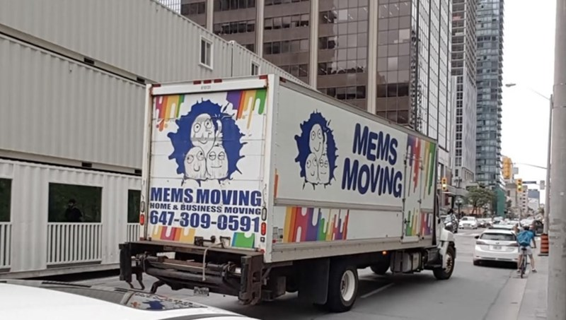 Transport - MEMS MOVING MEMS MOVING HOME & BUSINESS MOVING 647-309-0591