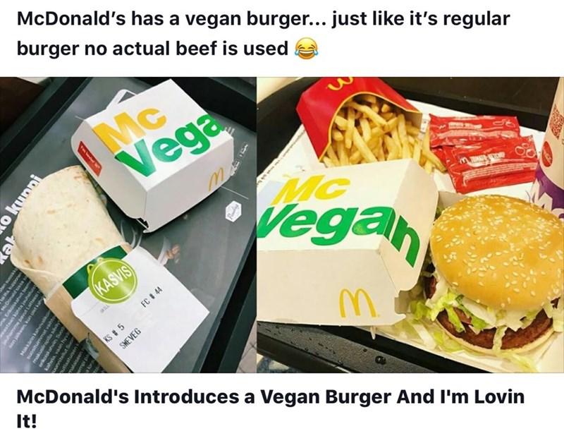 Funny burger meme