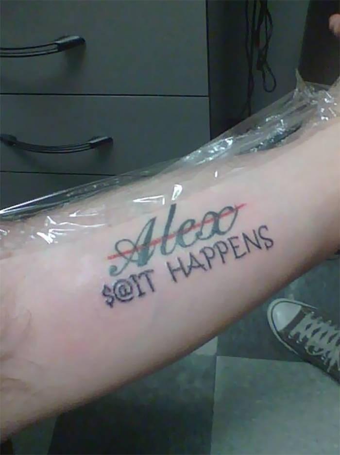 cover up - Tattoo - Alex $@IT HAPPENS