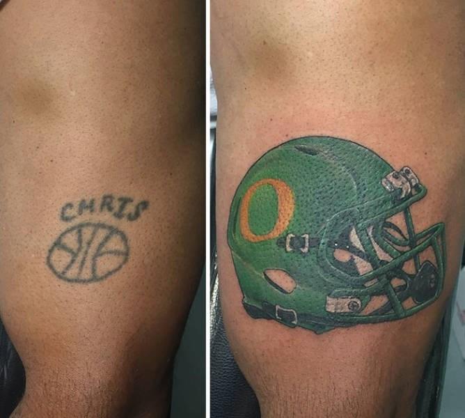 cover up - Tattoo - CHRTP