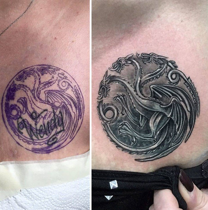 cover up - Tattoo - orisaaoo55 Metrca