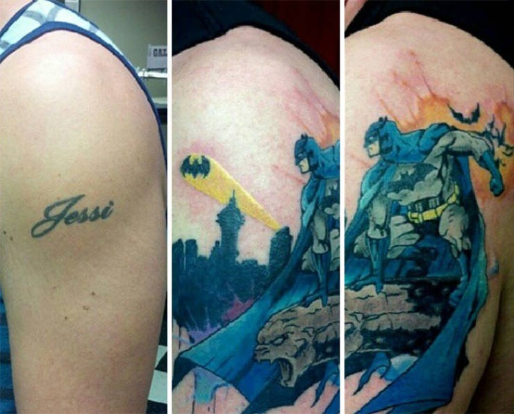 cover up - Tattoo - Gessi
