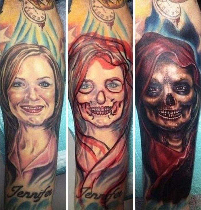 cover up - Tattoo - Ter Ternif
