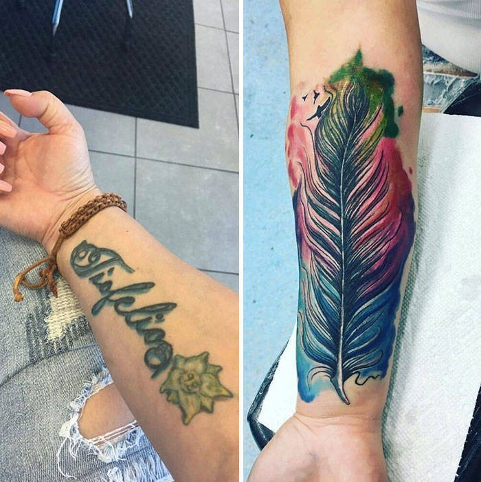 cover up - Tattoo