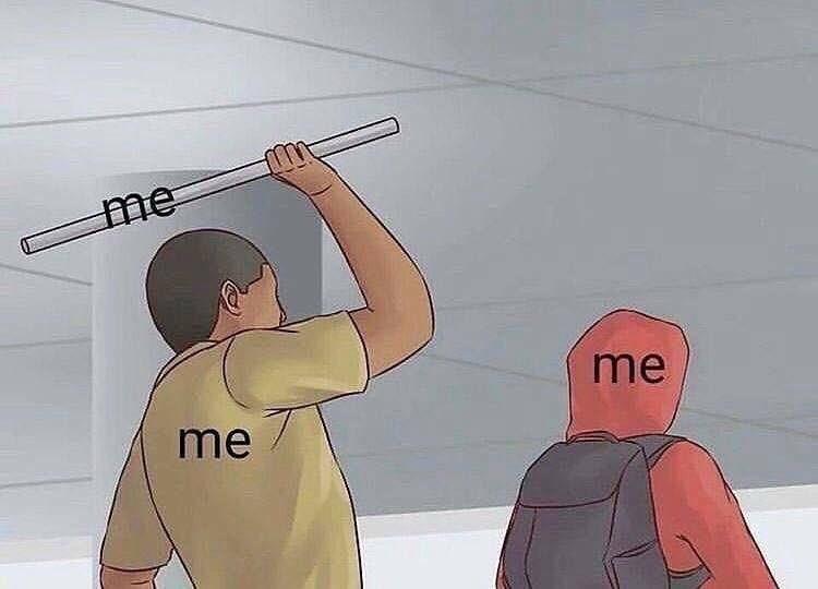 meme - Wall - me me me