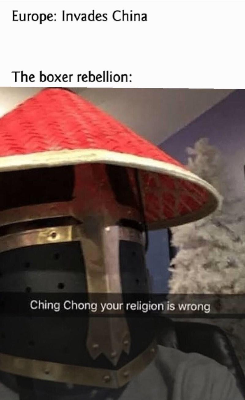dank memes-boxer rebellion