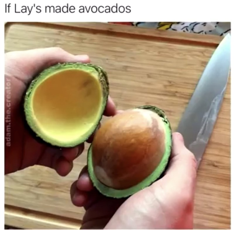 Food - If Lay's made avocados adam.the.creator