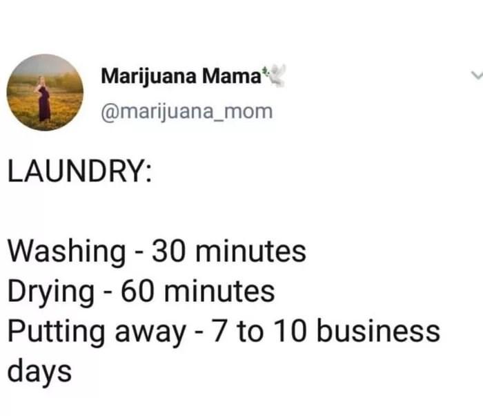 dank memes- doing laundry