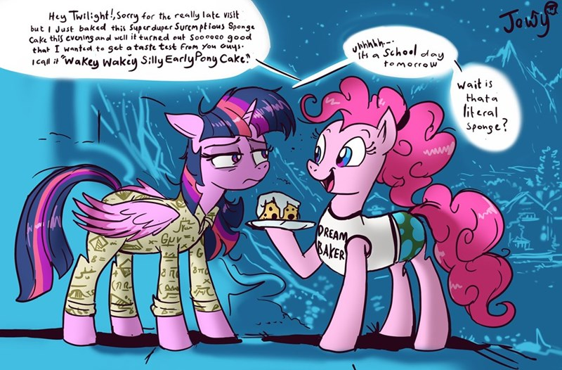 twilight sparkle pinkie pie jowy bean - 9307170304