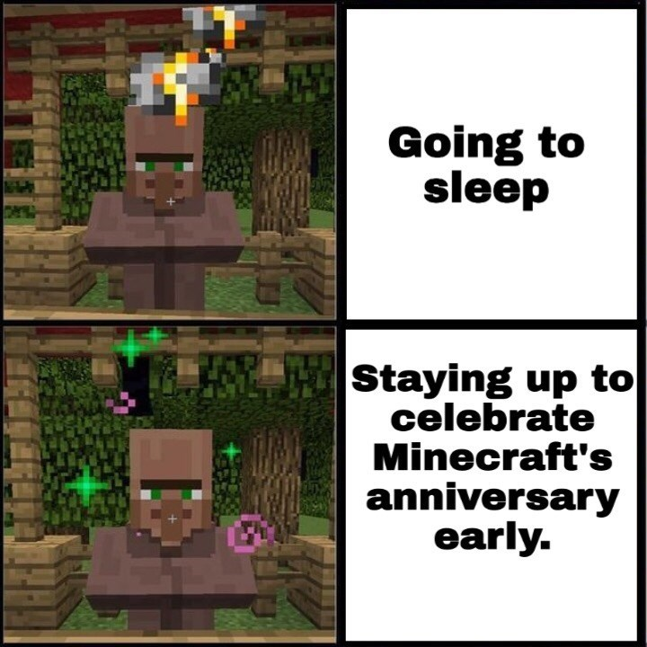 20 Minecraft Memes In Honor Of The Game S 10th Anniversary