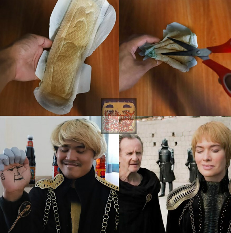 Lowcost Cosplay - Game of Thrones