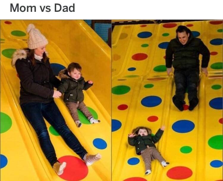 dank memes - Play - Mom vs Dad