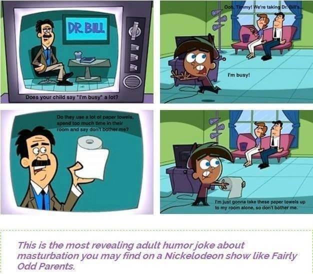Stills from 'The Fairly Oddparents'