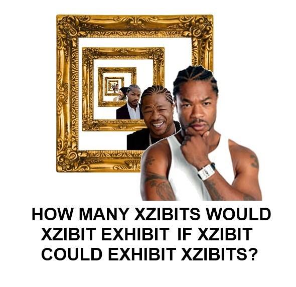 Funny classic meme - Xzibit