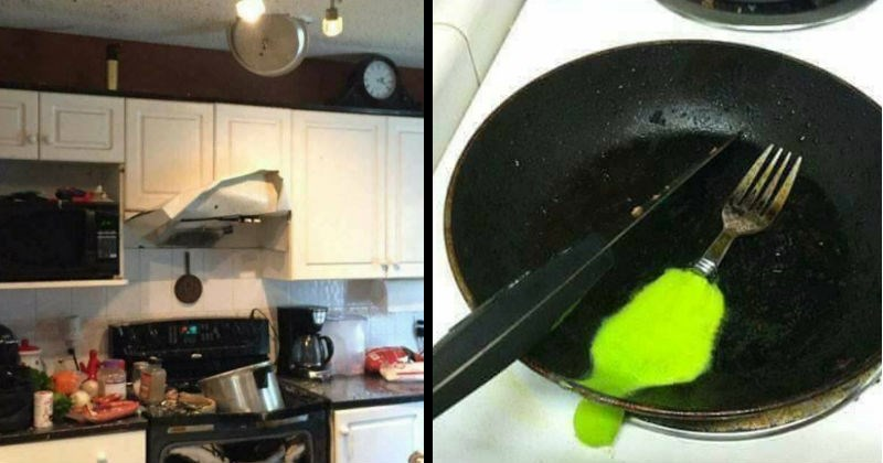 Cooking fails