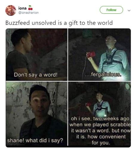17 Spooky Buzzfeed Unsolved Memes For The Show S Super Fans