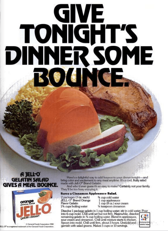 14 WTF Vintage Food Ads That Prove The Past Was A Godless