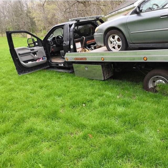 bad fail - Land vehicle - JERRDA JERRDAN