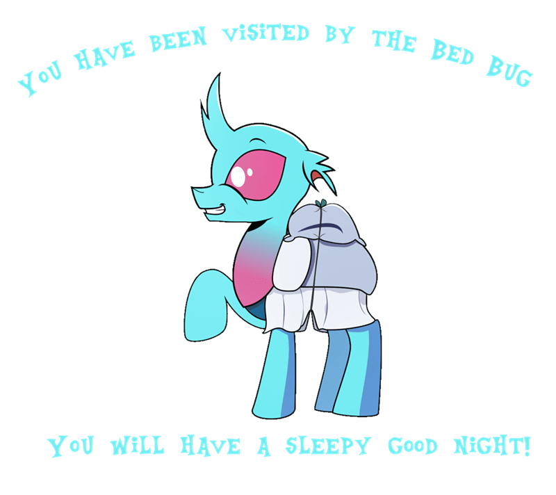 OC you have been visited by pony-berserker Memes changelings dopple - 9312442368