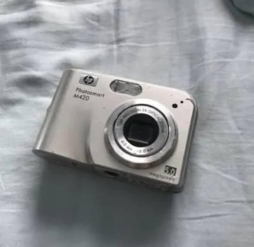 Digital camera - op Photosmart M420 5,0