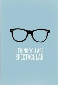 Eyewear - ITHINK YOU ARE SPECTACULAR
