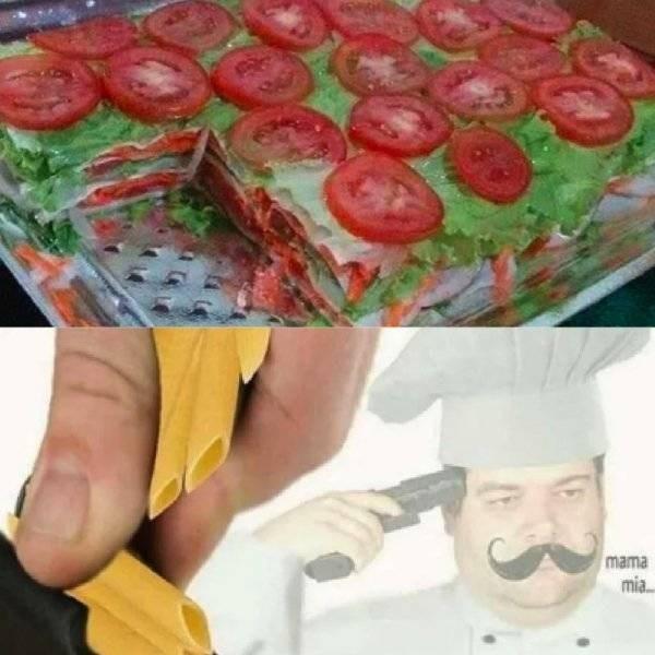 Food - mama mia