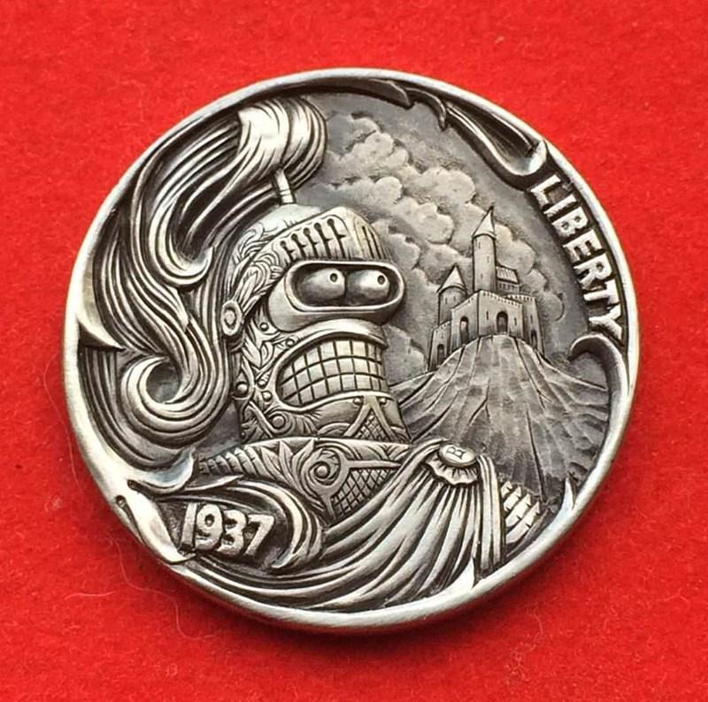 Metal - 193 937 LIBERTY