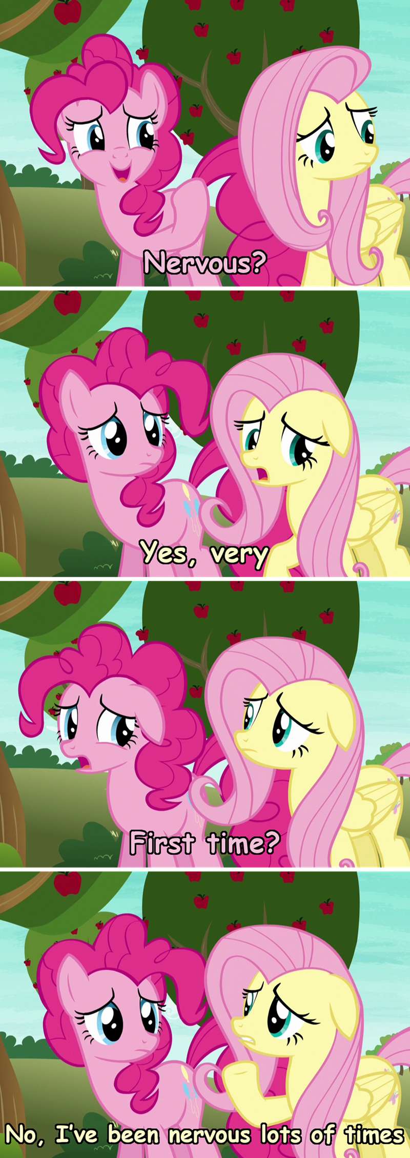 screencap pinkie pie airplane! buckball season fluttershy - 9313644288