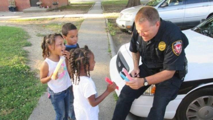 police - Community