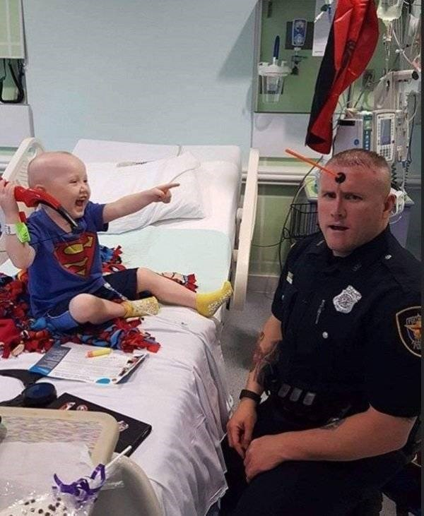 police - Paramedic