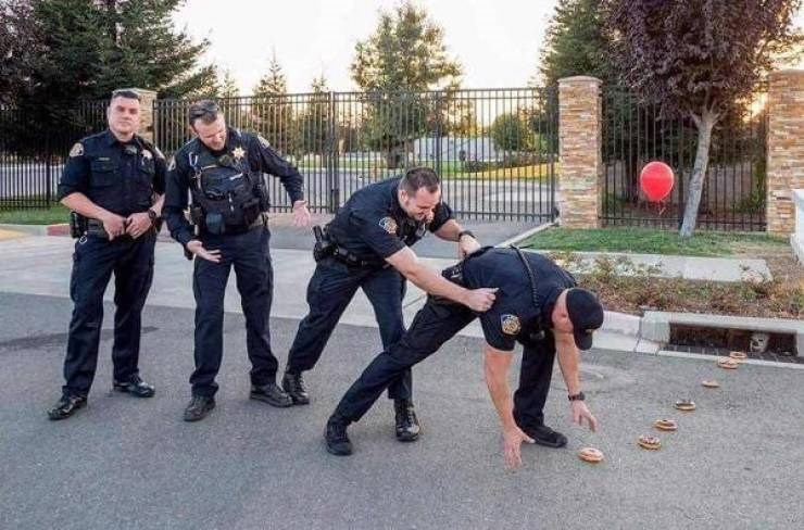 police - Team