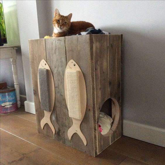 cat house - Cat furniture - Com Ma