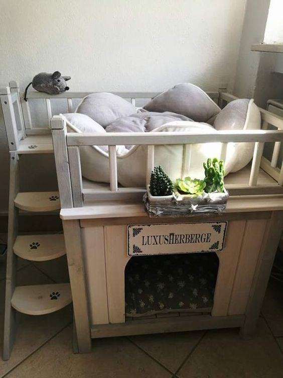 cat house - Furniture - LUXUSHERBERGE