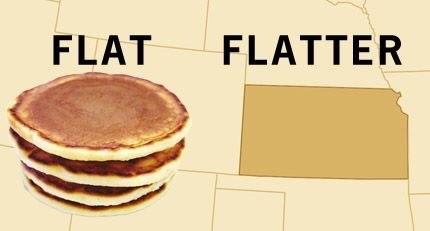 Food - FLAT FLATTER