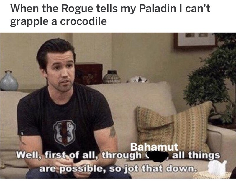 funny memes - funny always sunny meme about dungeons and dragons
