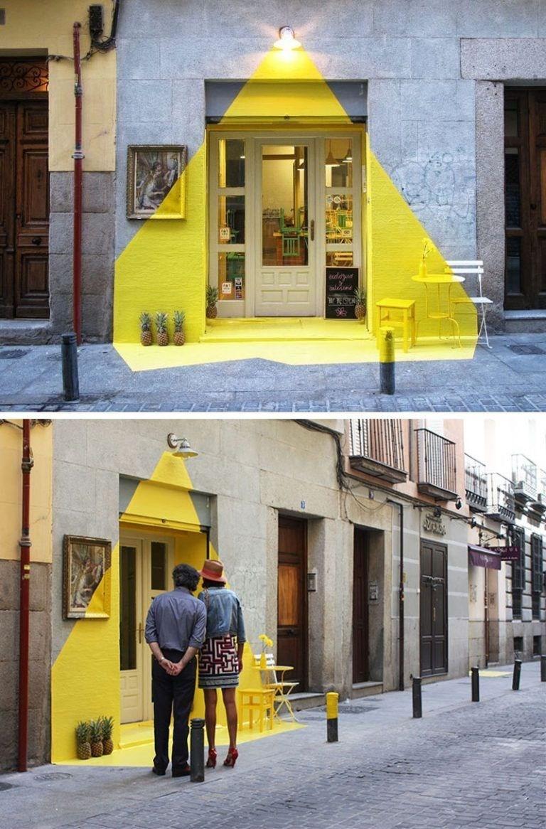 graffiti - Yellow