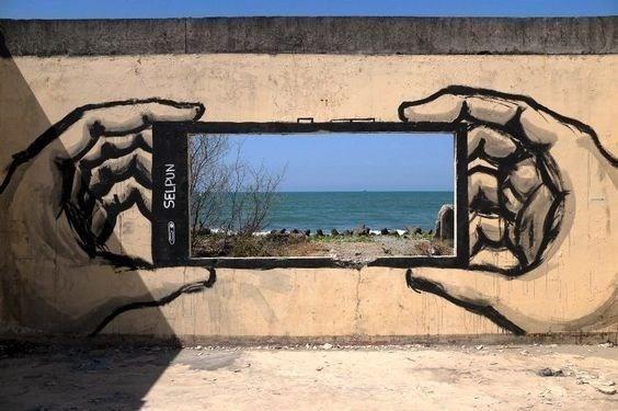 graffiti - Wall - SELPUN
