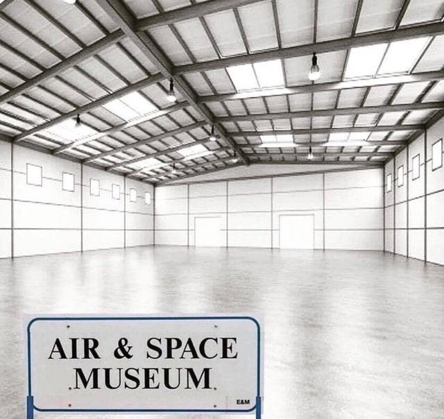 joke - Daylighting - AIR & SPACE MUSEUM E&M