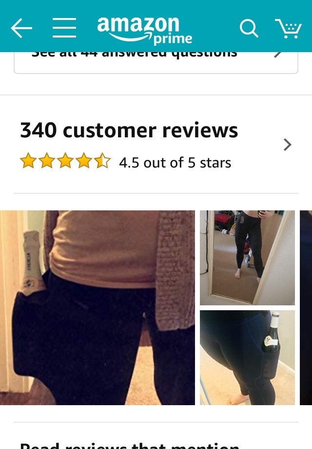 Text - E amazon 7prime Q W 44 answerca qutStie 340 customer reviews 4.5 out of 5 stars Dond moiouc.+hat montinn
